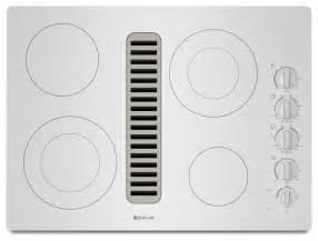 jenair cooktop jenn air 30 quot electric radiant downdraft cooktop