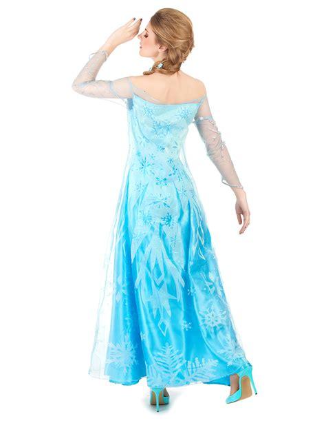 Accessories Frozen Elsa Dan schitterend elsa frozen carnavalskleding voor vrouwen