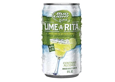 bud light rita new flavors lime a rita bud light puts flavors in a can