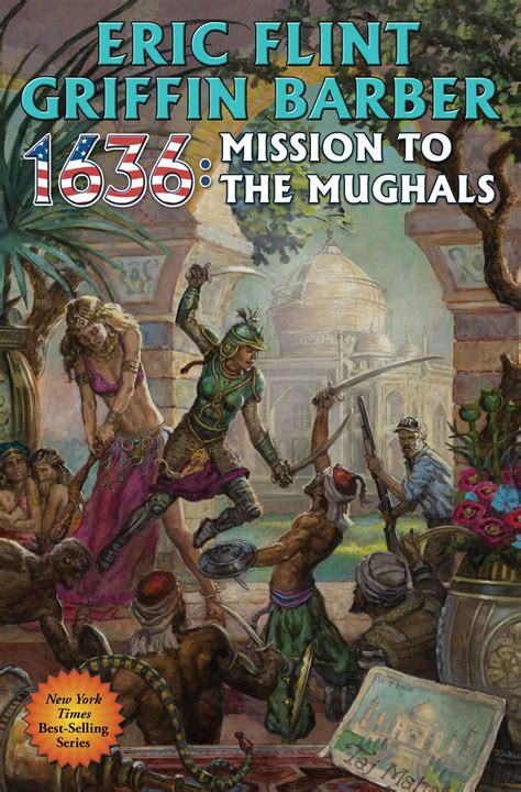 1636 mission to the mughals book by eric flint griffin