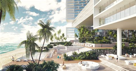 designboom resort sordo madaleno arquitectos ushuaia beach resort in cancun