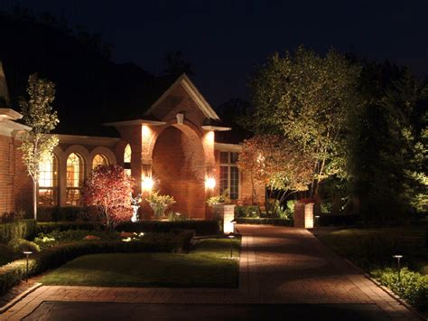 Creative Curb Concepts Photos Of Landscaping Sted Landscape Lighting
