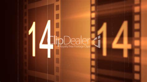 Filmstrip Countdown Lizenzfreie Stock Videos Und Clips Filmstrip Countdown