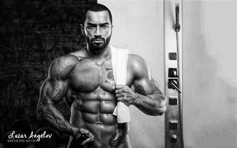 download image man injects synthol with muscles pc android iphone lazar angelov hd wallpapers