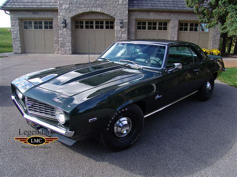 1969 camaro zl1 1969 chevrolet camaro zl1 the ultimate factory camaro