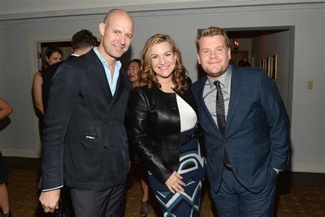 The Shine At Vanity Fair Burberry Event by Vanity Fair And Burberry Honors Corden During Their
