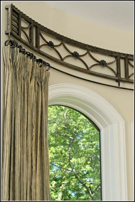 curved curtain pole bay window curved curtain rod for bay window curtains home design