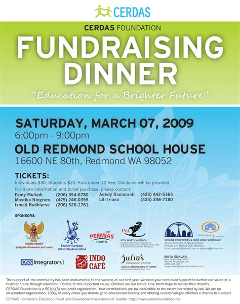 fundraising flyer template fundraiser flyer images