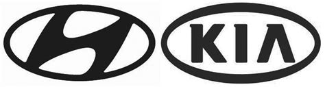 hyundai kia logo kia logo vector all about kia