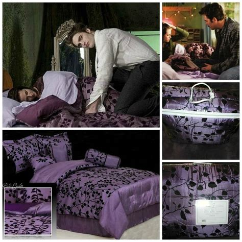 twilight bedroom twilight saga bella swan flock movie replica comforter