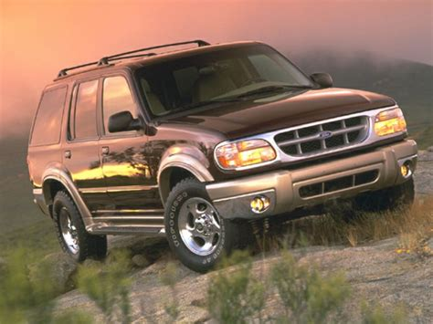 1999 ford explorer overview cars com 1999 ford explorer overview cars com
