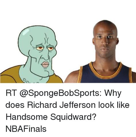 Handsome Man Meme - a gi rt why does richard jefferson look like handsome