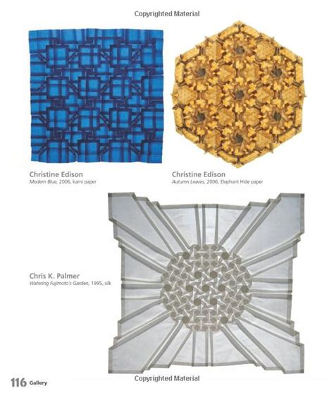 Origami Tessellations Awe Inspiring Geometric Designs - 243 best images about tesselations on