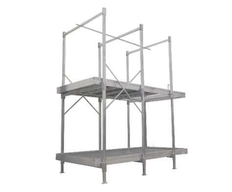 multi tiered aluminum benches grow tables  commercial
