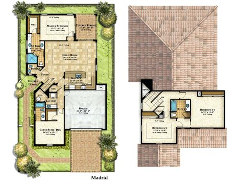 house floor plan ideas country farm 4 bedroom homes plans single floor front