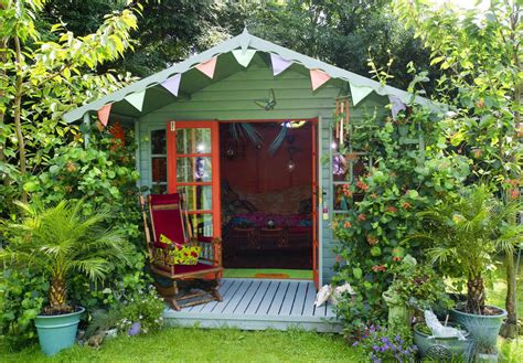 how to design and decorate a she shed creative work space nesting with a shed life aboard the hms pie rat