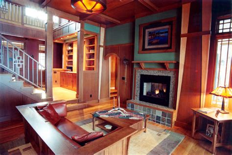 craftsman style living room craftsman style living room traditional living room