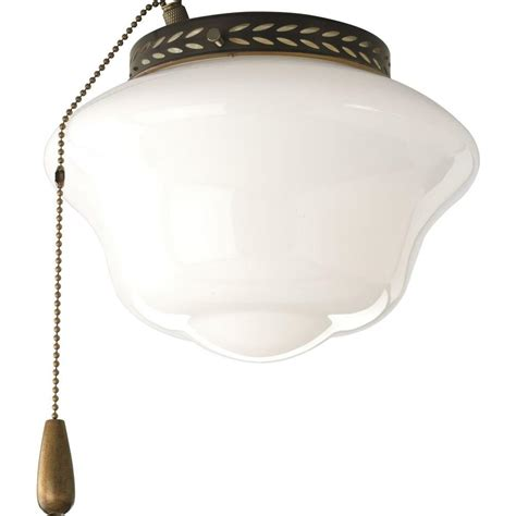 Discontinued Ceiling Fans by Progress Lighting Airpro 1 Light Antique Bronze Ceiling
