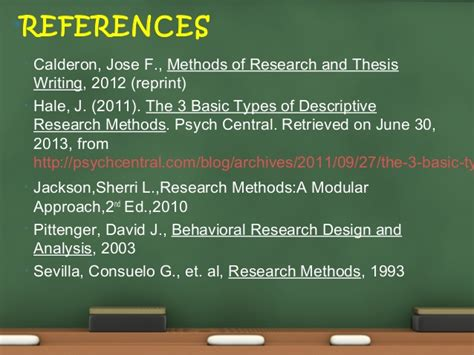 Methods Of Thesis Writing by Methods Of Research In Thesis Writing How To Write A Thesis
