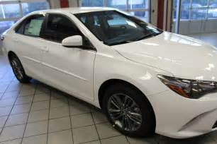 Toyota Camry Electric Car 2017 Used Toyota Camry Se Automatic At Wolfchase Toyota