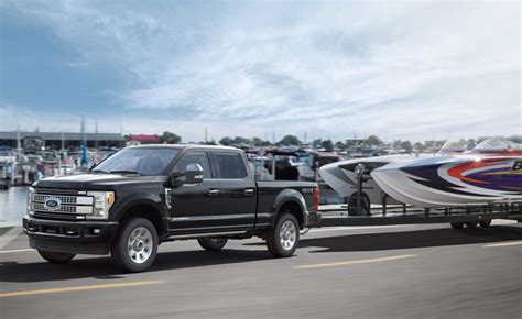 ford super duty towing 2017 ford super duty tows at least 31 500 pounds with