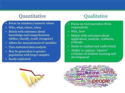 qualitative vs quantitative methods of verification and evaluation class central