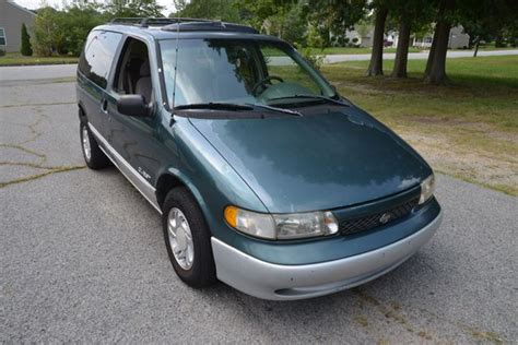 nissan quest 1996 object moved