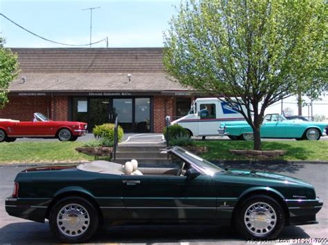 1993 cadillac engine 1993 cadillac allante convertible only 56k on 32