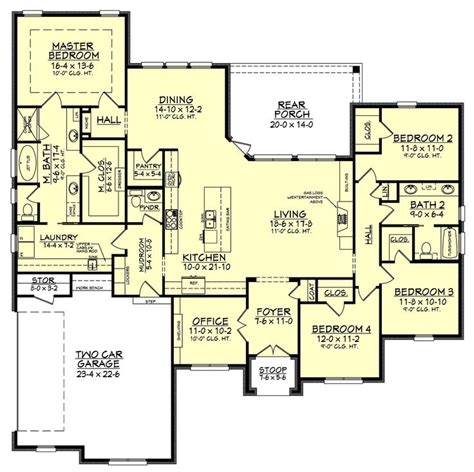 1000 ideas about 4 bedroom house on 4 bedroom