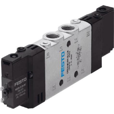 Solenoid Valve Pilot 5 2 Drat 1 8 Inch festo cpe14 m1bh 5l 1 8 5 2 way solenoid valve