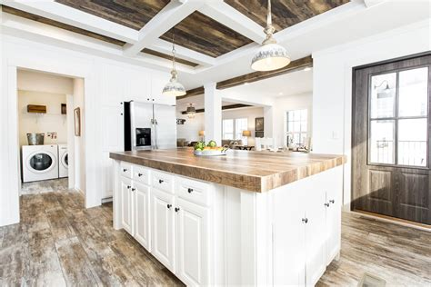 Farmhouse Home Designs the lulamae by buccaneer magnolia estates of brookhaven