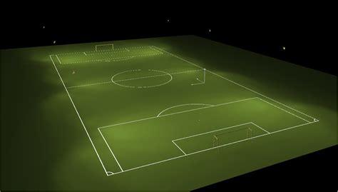 illuminazione ci da calcio illuminazione led impianti sportivi taurus progetto sole