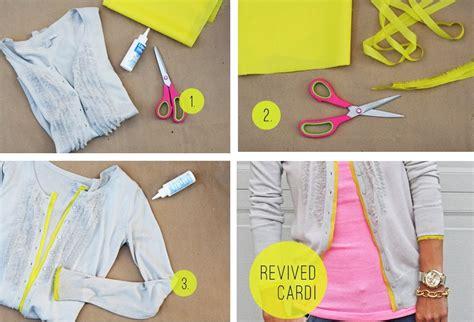 cómo decorar tu ropa dale otro aire a tu ropa de siempre paperblog