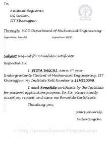 Certification Letter For Purchase Application Letter Bonafide Certificate Platinum Class Limousine