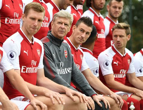 arsenal team pictures arsenal first team s official photoshoot for