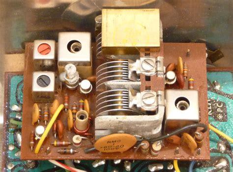 capacitor as a radio tuner klh model twenty one 21 fm radio 1965