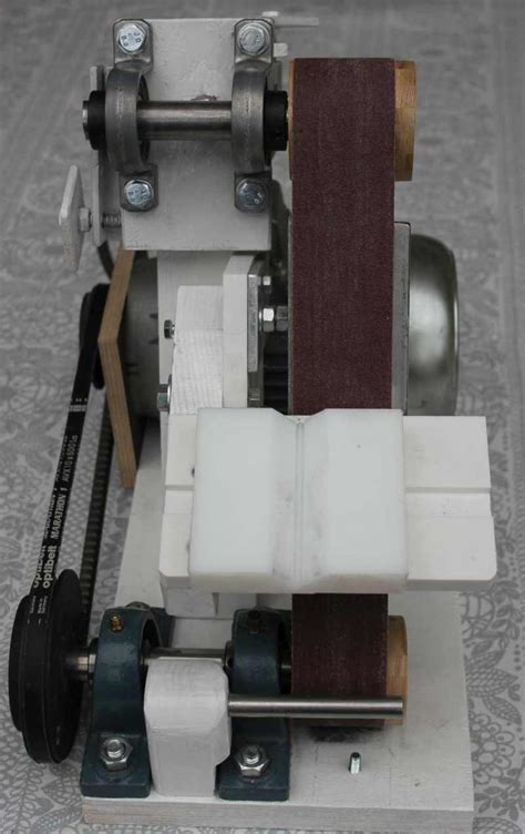 homemade belt sander homemade tools  jigs