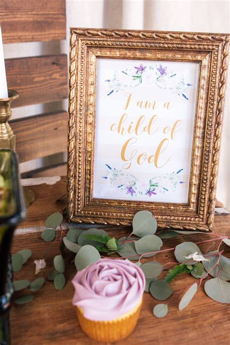 purple  gold baby dedication baptism baby blessing