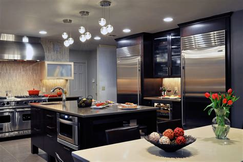 kitchen designs island by ken ny custom kitchens and bath remodeling showroom