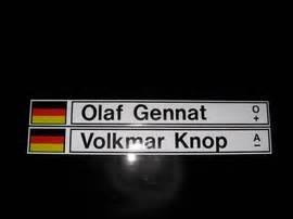 Motorsport Namensaufkleber by Gw Motorsport