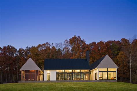 modern home design virginia modern house in virginia countryside idesignarch