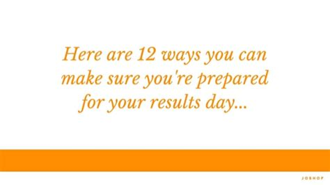 12 Ways To Be Completely Sure A Likes You by 12 Ways To Prepare For Your Results Day