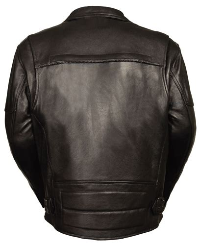 Premium Vest Zipper Harley Davidson 3 quality leather motorcycle jackets brando style leather