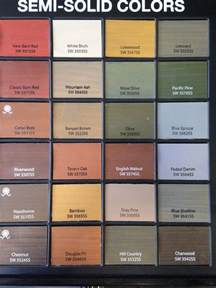 sherwin williams stain colors best 20 sherwin williams deck stain ideas on pinterest