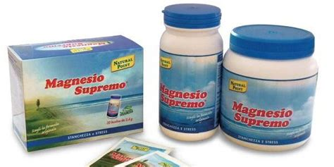 magnesio supremo cosa serve magnesio supremo 174 a cosa serve propriet 224 dosi