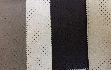 Upholstery Leather Uk by Perforated Leather Headliner Fabric Auto Upholstery