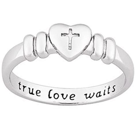 true waits promise rings and on