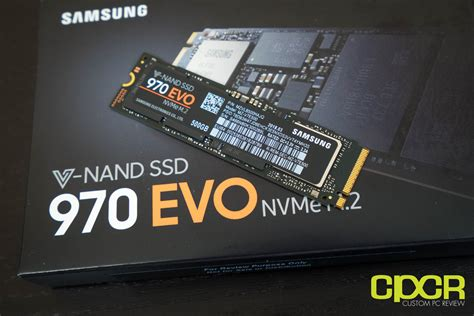 Samsung 970 Evo Samsung 970 Evo Review 500gb Client Ssd Custom Pc Review