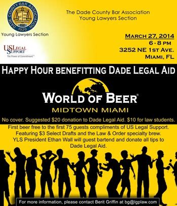 Happy Hour Mamie by Happy Hour Benefitting Dade Aid 3 27 14 The Soul