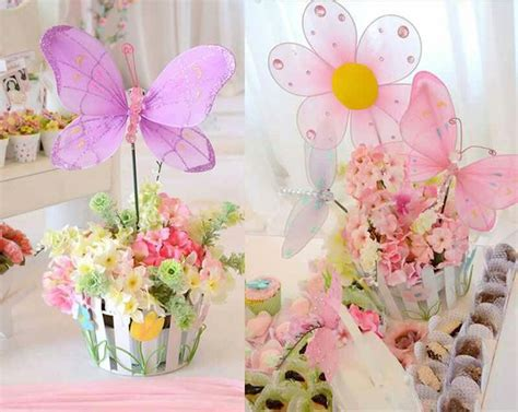 butterfly centerpieces decorations butterfly garden centerpieces baptism gardens centerpieces and